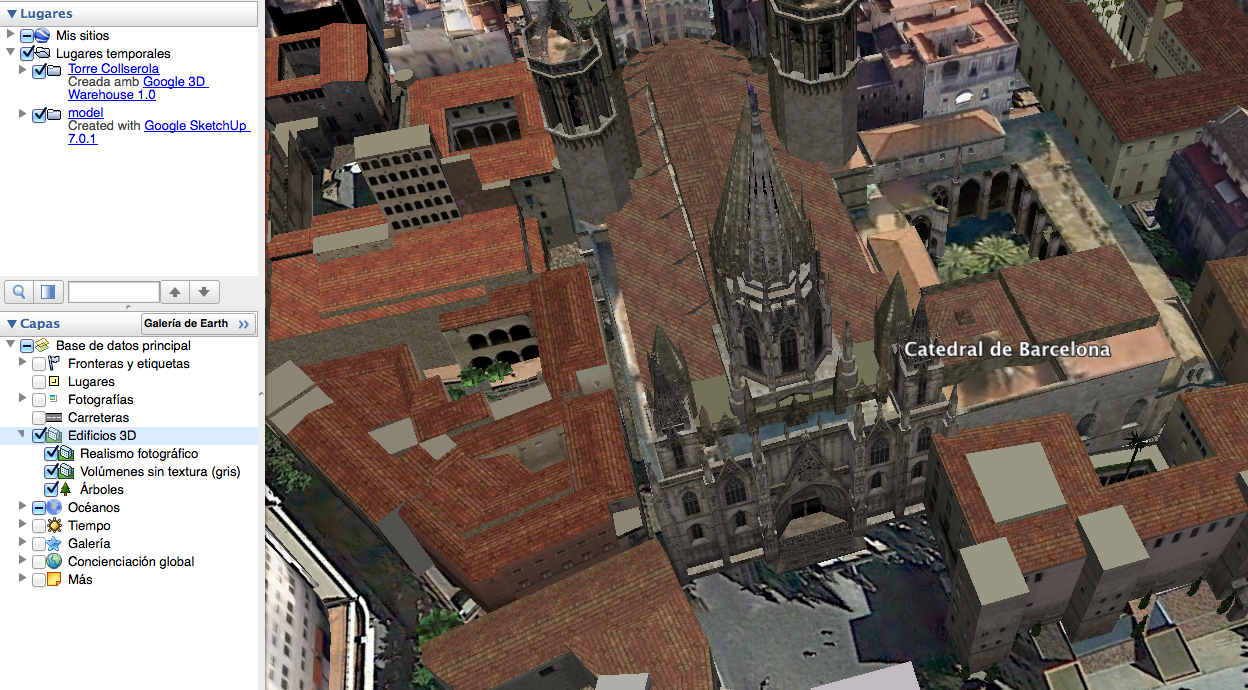 catedral 3d