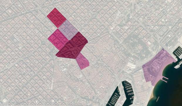 8 Barcelones on els residents són minoría – Mapa interactiu