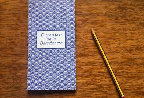 El gran test de la Barceloneta
